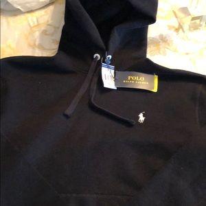 Polo Ralph Lauren black hoodie